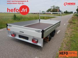 Henra PL  2000 kg. tandemas geremd - 3.51 x 2.02 mtr.