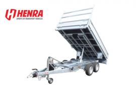 Henra KP - 2000 kg. handmatig achterwaarts