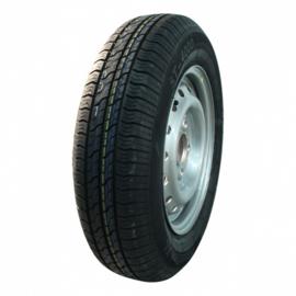 reservewiel 145/80 R13 - GT serie 500/750-1500 kg.
