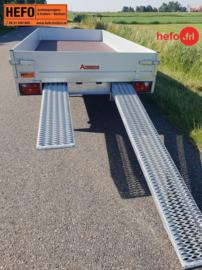 ASX - 2000 kg. tandemas 3.25x 1.78 mtr.