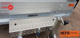 Aluminium dissel opbergkist voor HULCO -  90x32x15 cm.
