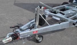 Henra KP - 2700 kg. handmatig achterwaarts