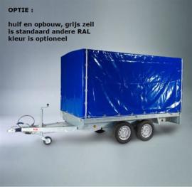 Henra PL  2 asser 3500 kg. geremd - 6.03 x 2.02 mtr.