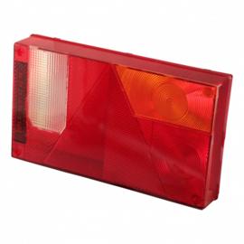 Multipoint I - los achterlichtglas / RECHTS met achteruitrijglas
