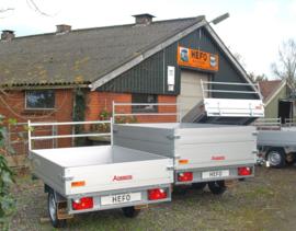 KLTT Basic 1350 kg. tandemasser 3.05 x 1.50 mtr.