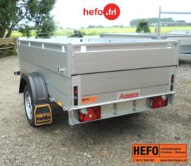 Anssems GT- HT - 750 kg. 2.11 x 1.26 x 0.48 mtr.