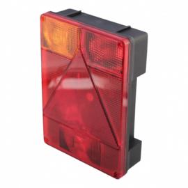 Radex 6800 compleet achterlicht LINKS / 5 polige aansluiting
