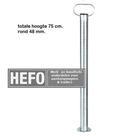 Statief / uitzetpoot (150 kg.) Winterhoff