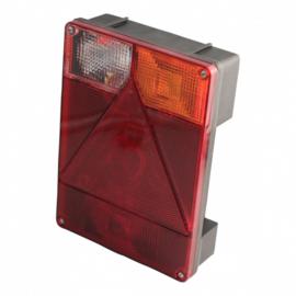 Radex 6800 compleet achterlicht RECHTS / 5 polige aansluiting