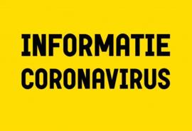 UPDATE van onze Coronavirus richtlijnen tijdens Uw bezoek
