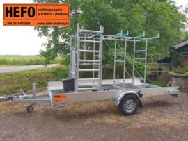 HEFO geremde Rolsteiger aanhangwagens
