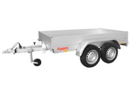 Anssems GTT- O -  750 kg. dubbelasser 2.51 x 1.26 mtr.