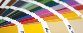 andere RAL kleur PLT vlakzeildoek