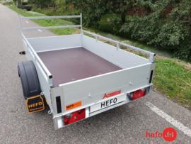 Anssems GT- R -  750 kg. 2.11 x 1.26 mtr.