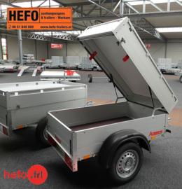 Anssems GT- HT - 500 kg. 1.51 x 1.01 x 0.48 mtr.