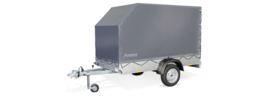 Anssems GT- O -  750 kg. 2.11 x 1.26 mtr.