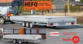 Kies Uw Henra PL XL  plateauwagen hieronder :
