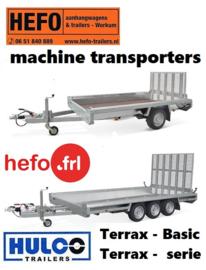 MACHINE-TRANSPORTERS Hulco Terrax serie