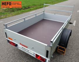 Anssems GTB-R -  750 kg. geremd 2.11 x 1.26 mtr.