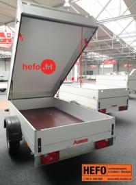 Anssems GT- HT - 750 kg. 2.51 x 1.26 x 0.48 mtr.