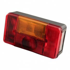 Radex 5001 achterlicht LINKS / losse kabeltule aansluiting