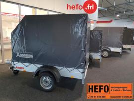 huif GT-O / R serie 151 x 101 x 120 hoog