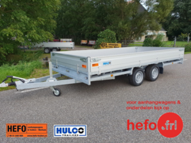 Medax 3000 kg. tandemas 4.05 x 2.03 mtr.