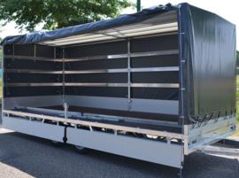 Medax 3000 kg. tandemas 4.05 x 1.83 mtr.
