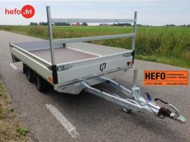 Henra PL  2000 kg. tandemas geremd - 3.31 x 2.02 mtr.