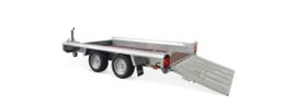 Terrax Basic tandemasser 2600 kg. 2.94 x 1.50 mtr.