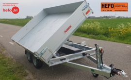 Anssems KSX 3000 kg. electrisch 3.05 x 1.78 mtr.