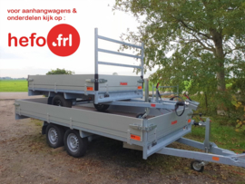 PLATEAUWAGENS   Anssems PSX-S  serie