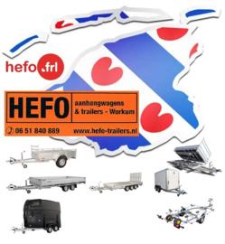 aanhanger kopen, bij HEFO in Workum, Friesland, ZOEKWOORDEN website