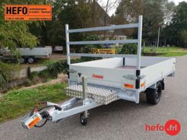 PSX-S 1350 kg. enkelasser 2.51x 1.53 mtr.