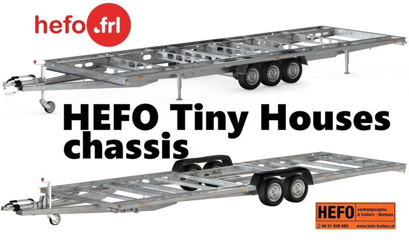 montage kosten Tiny house chassis