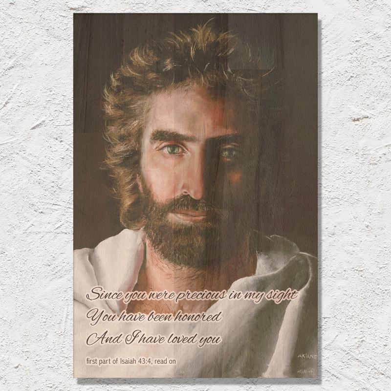 Since you were, Jesaja 43:4