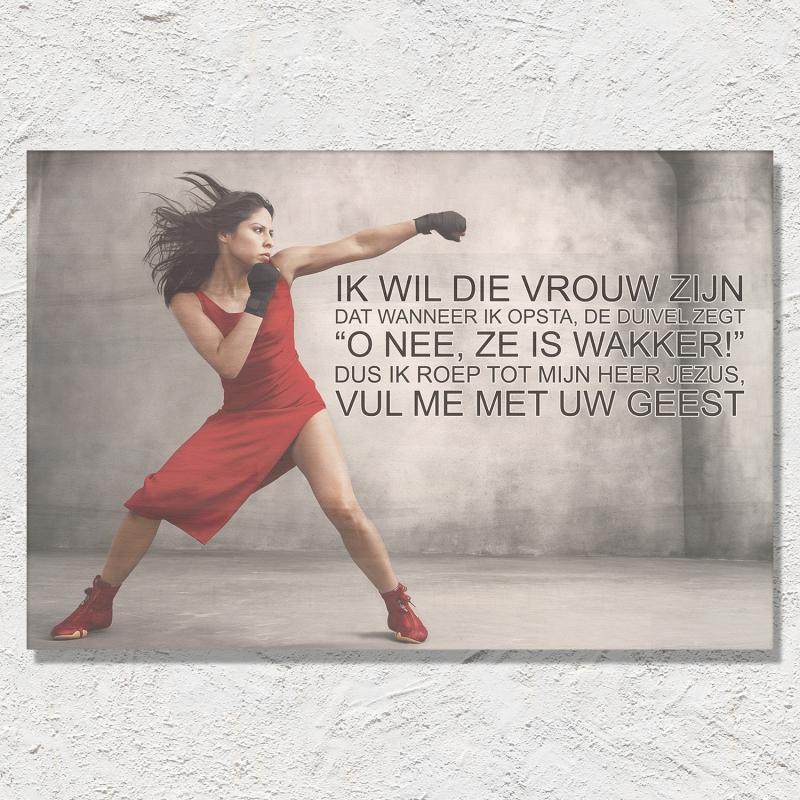 Kracht (vrouw, Nederlands)