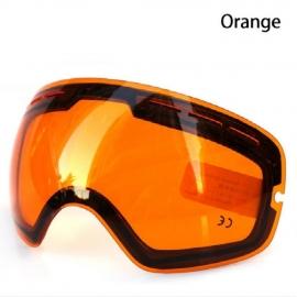 lens Orange F type serie Cat. 0 tot 2 - ☀/☁