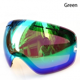 lens Smoke GREEN F type serie Cat. 2 tot 4 - ☀/☁