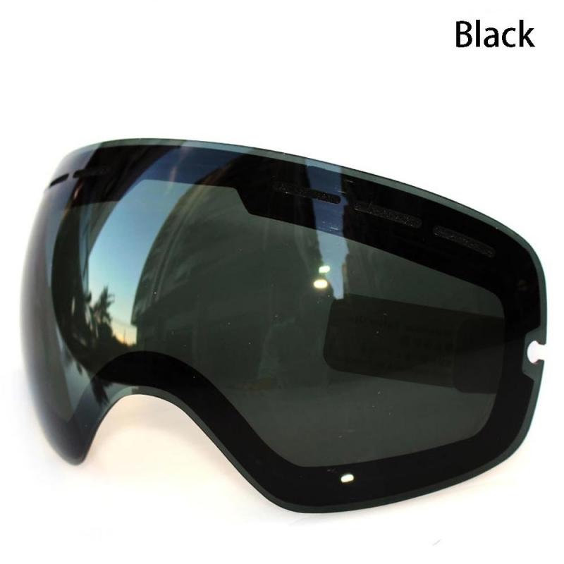 lens All Black F type serie Cat. 2 tot 4 - ☀/☁