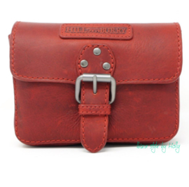 Hill Burry Schoudertas Small - 3280 Red