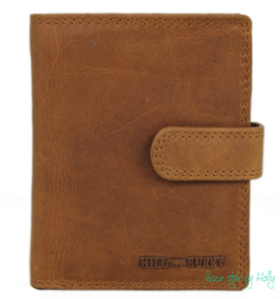 Hill Burry Portemonnee - 6401 Brown