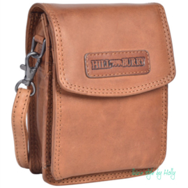 Hill Burry  Clutch/Portemonnee - 3171 Brown