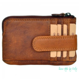 Hill Burry Sleuteletui/Beurs - 5143 Brown