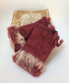 Mofjes/Vingerloze handschoenen - Ruby
