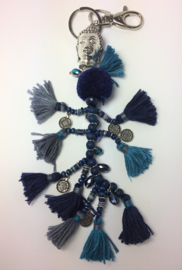 Tashanger Boeddha - Blue