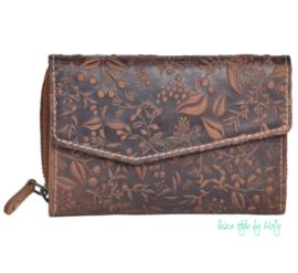Hill Burry Portemonnee - 13092 Leaf Brown