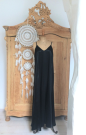 Long dress Jessie - Black