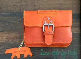 Hill Burry  Schoudertas Small  - 3280 Orange