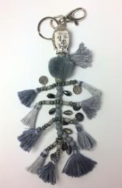 Tashanger Boeddha - Grey